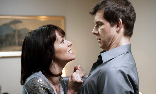 Parker Posey and Eric Mabius star in 'Price Check'