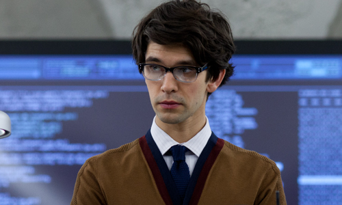 Ben Whishaw is the new 'Q' in 'Skyfall'