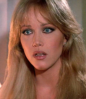 Tanya Roberts is a geologist in 'A View to a Kill'