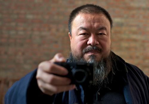 Ai Weiwei in 'Ai Weiwei: Never Sorry'