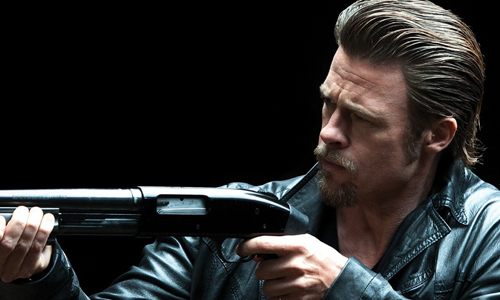 Brad Pitt gets down and dirty in 'Killing Them Softly'