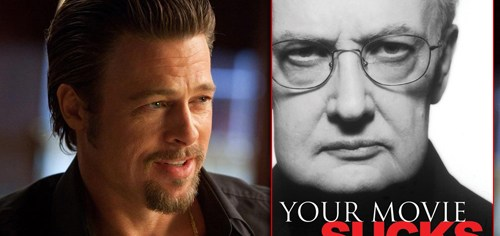 Roger Ebert reviews Brad Pitt's 'Killing Them Softly'... and gets key plot elements completely wrong