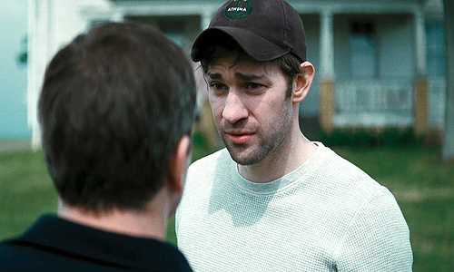'Promised Land' shows John Krasinski is doing everything he can to be a movie star