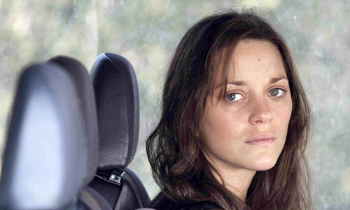 Marion Cotillard is hauntingly good in 'Rust and Bone'