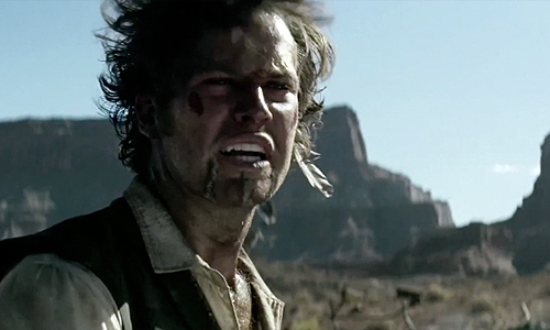 Armie Hammer gets some love in latest 'The Lone Ranger' trailer