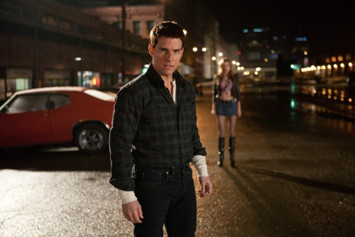 Tom Cruise is 'Jack Reacher'