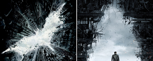 'Star Trek Into Darkness' and 'Dark Knight Rises'