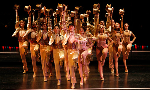 Chorus Line dreams come true in 'Every Little Step'