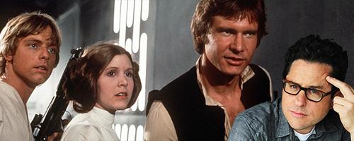 J.J. Abrams 'Star Wars'