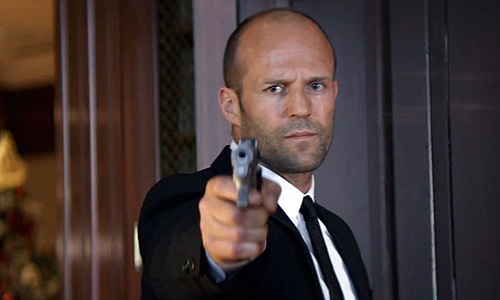 Jason Statham is a man of action in 'Parker'