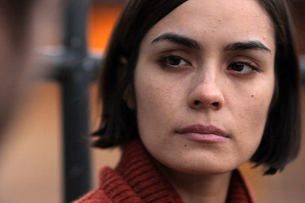 Shannyn Sossamon in 'The End of Love'