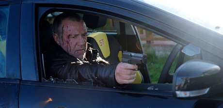 "Ray Winstone is ""Jack Regan"" in 'The Sweeney'"