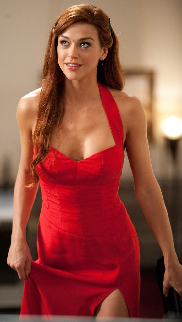 Adrianne Palicki is sexy and deadly in 'G.I. Joe Retaliation'