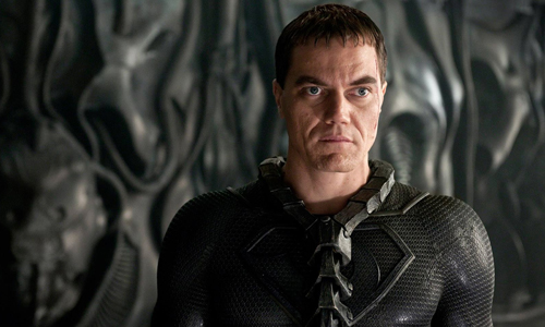 Michael Shannon is 'Zod' in 'Man of Steel'