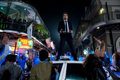 Mark Ruffalo as Special Agent Rhodes in 'Now You See Me'