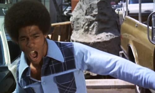 Jim Kelly in 'Black Belt Jones'