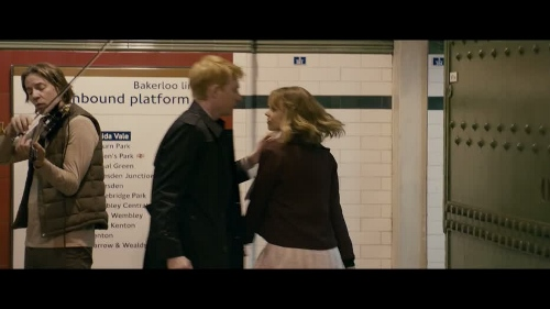"Dohmnall Gleeson's ""Tim"" finds himself having to meet Rachel McAdams' ""Mary"" in 'About Time'"
