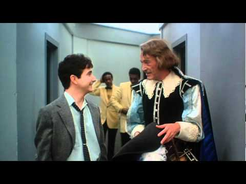 Mark Linn-Baker and Peter O'Toole in 1982's 'My Favorite Year'