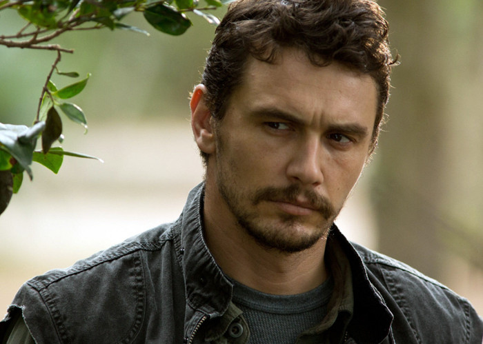 James Franco is a bad ass