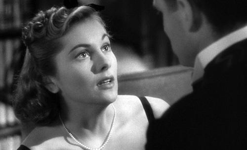 Joan Fontaine in 'Rebecca'