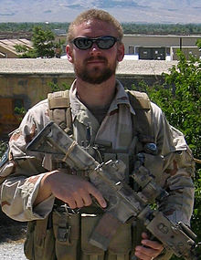 "SO2 Matthew ""Axe"" Axelson, Navy Cross recipient"