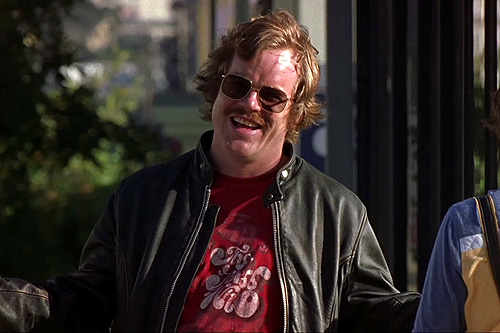 Philip Seymour Hoffman in 'Almost Famous'