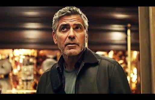 """George Clooney as """"Frank Walker"""" in 'Tomorrowland'"""