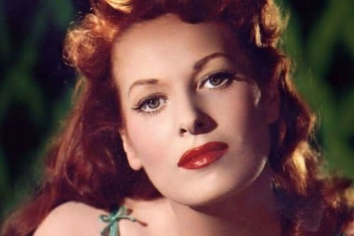 Maureen O'Hara died at the age of 95.