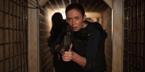Emily Blunt as FBI Agent Kate Macer in 'Sicario'