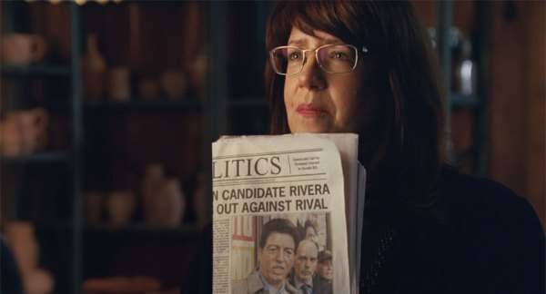 Ann Dowd in 'Our Brand is Crisis'