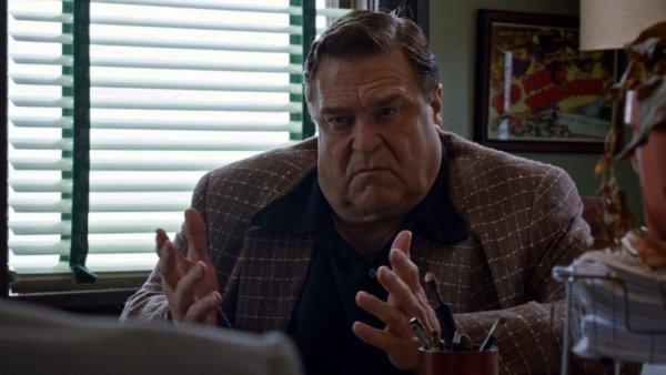 John Goodman as Frank King in 'Trumbo'