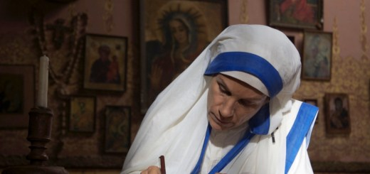 Juliet Stevenson as Mother Teresa in 'The Letters'.