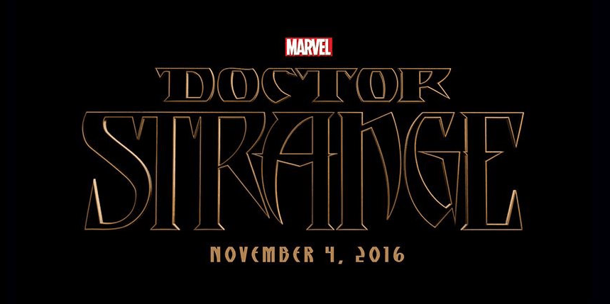 'Doctor Strange' is set to hit theaters in 2017