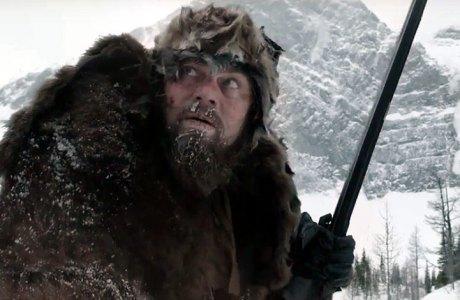 Leonardo DiCaprio seeks revenge in 'The Revenant'
