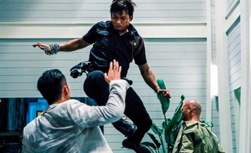 Tony Jaa in 'Kill Zone 2'