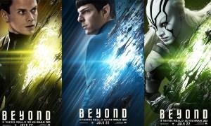 'Star Trek Beyond' posters