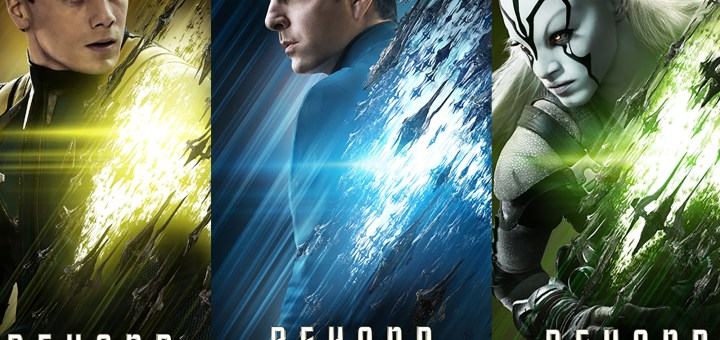 'Star Trek Beyond' posters
