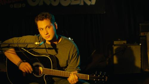 Matt McGorry in 'How He Fell in Love'