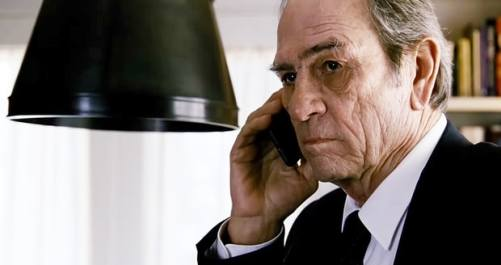 Tommy Lee Jones in 'Jason Bourne'