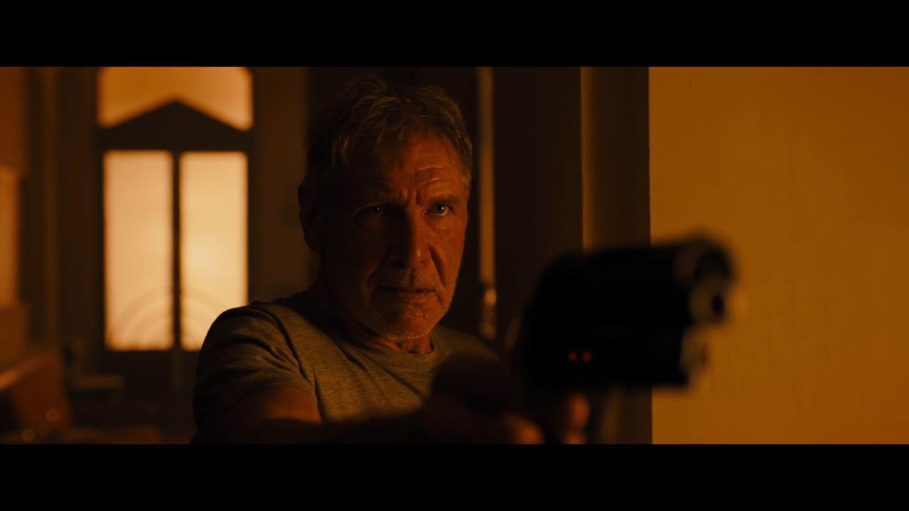 Harrison Ford returns in 'Blade Runner 2049'