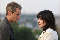 Jude Law and Juliette Binoche co-star in 'Breaking and Entering'