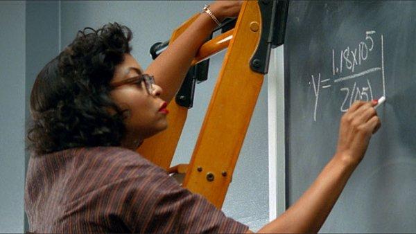 Taraji P. Henson in 'Hidden Figures'