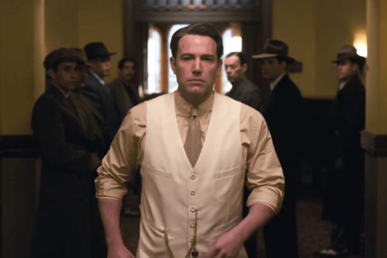 Ben Affleck in 'Live by Night