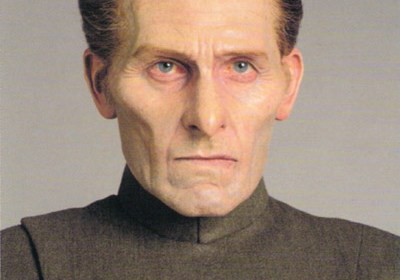 Wayne Pygram played a younger version of Moff Tarkin in a brief scene at the end of 'Star Wars: Episode III - Revenge of the Sith'