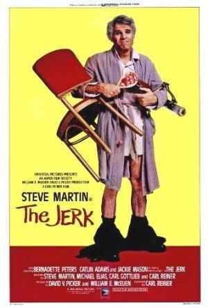 The Jerk poster