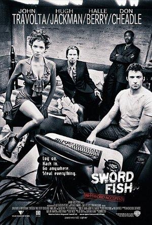 Swordfish poster