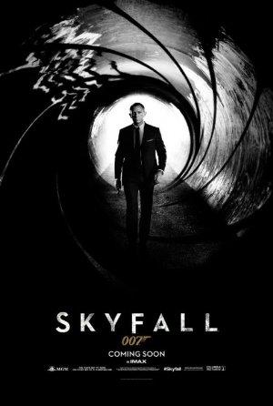 Skyfall poster