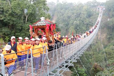 FEATURE New Nantou Attractions Boost Tourism Taipei Times