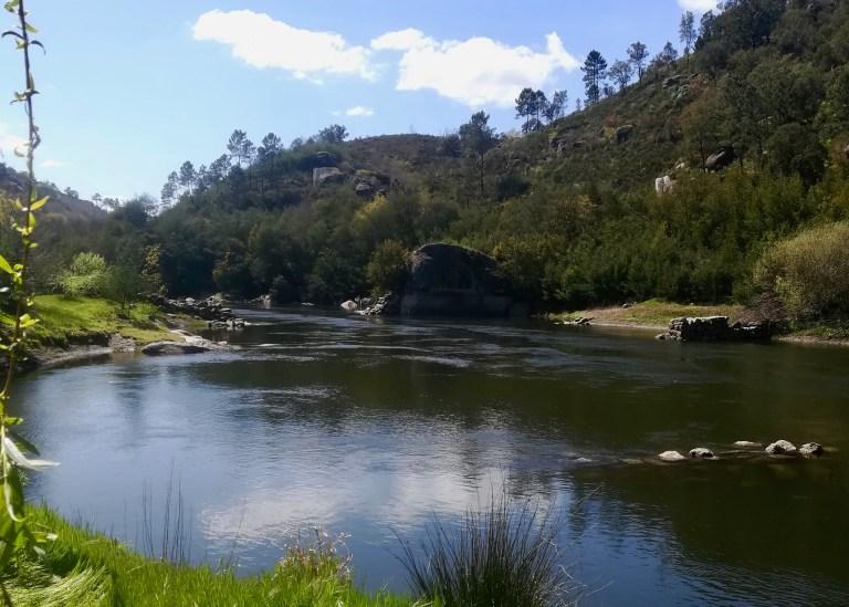 Portugal Mondego River retreat