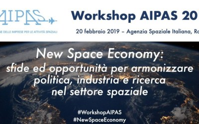 New Space Economy: Challenges and opportunities to harmonise politics, industry and research in the space sector.